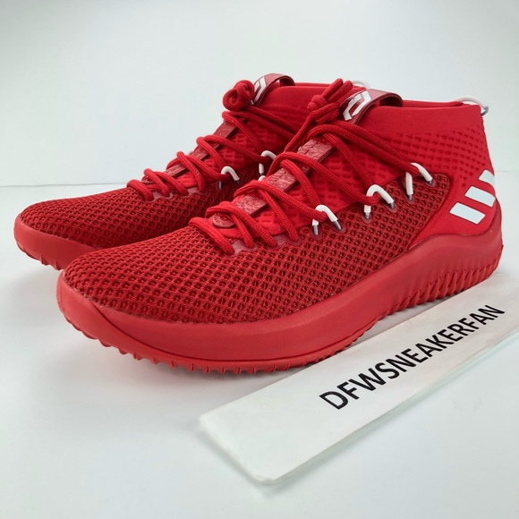 adidas Shoes Styrkeløft 20 vægtløftningPoshmark Dame Lillard 4 Nba Red Men S Størrelse 20 Poshmark